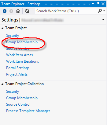 TFS 2012 – Add Users to a Team Project Group | Brian Minisi